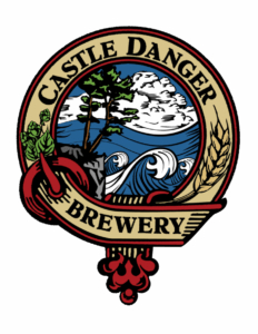 Beer clip coloring page. Castle danger brewery full
