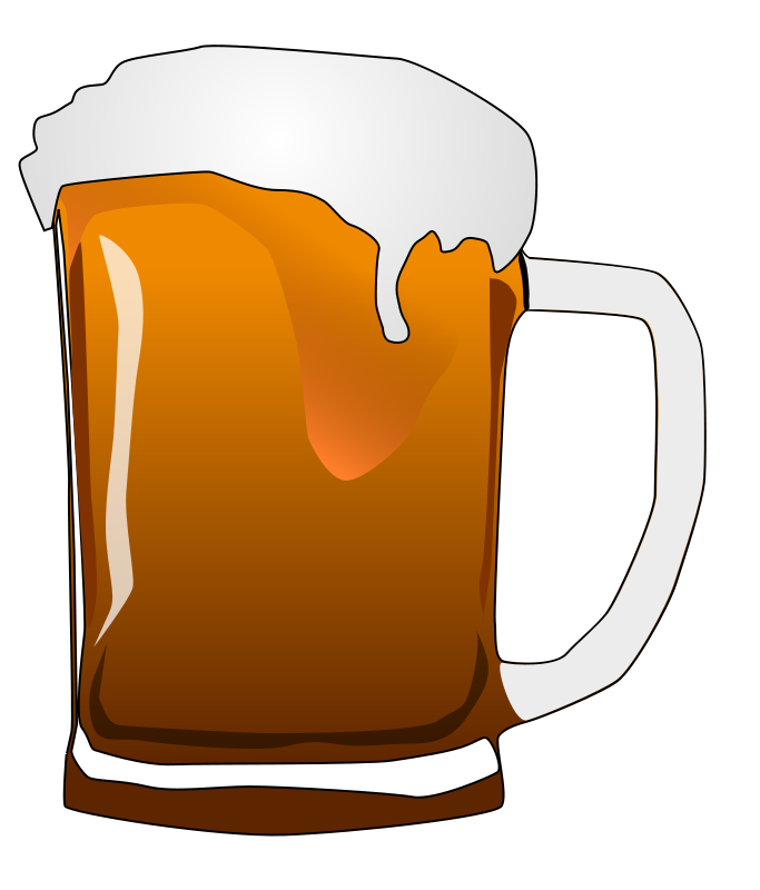 Transparent beer illustration. Free stock photos of