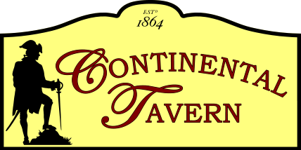 Beer clip tavern. Home continental