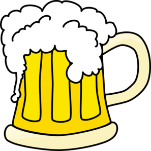 Beer clipart. Stein clip art at