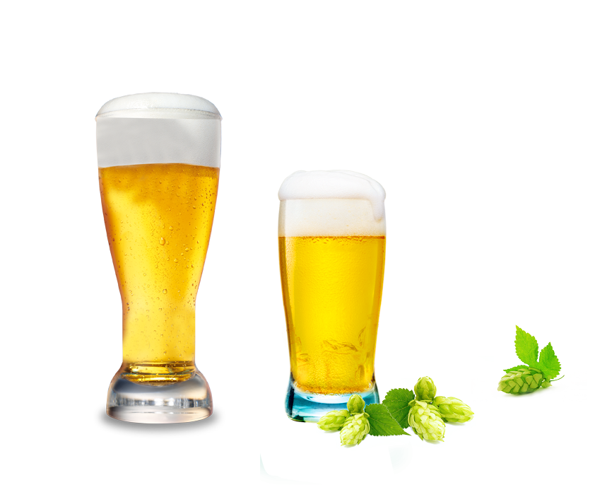 Beer cup png. Lager wheat drink draught