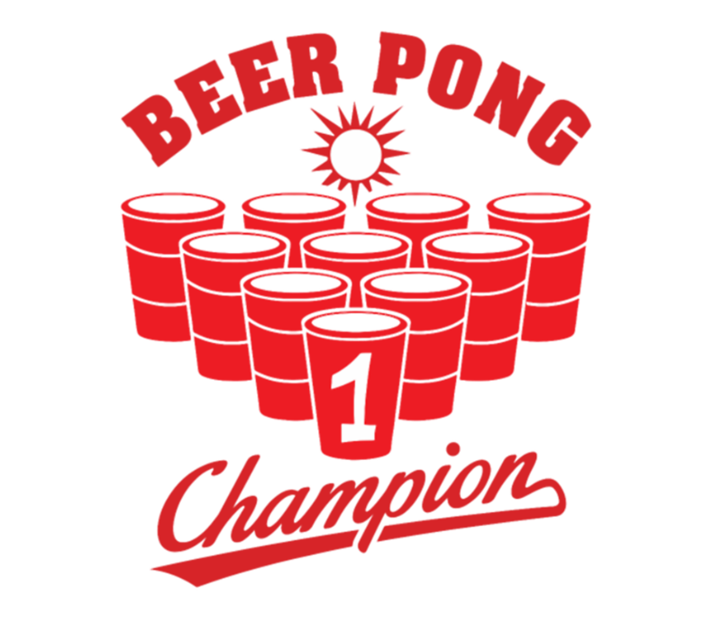 beer pong png