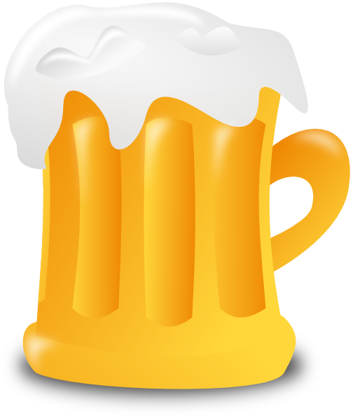 Beer mug clip art png. At clker com vector