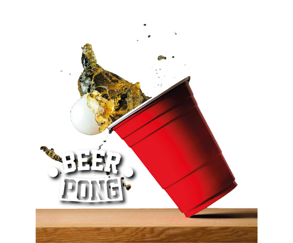 Beer pong png. Fun games the lyberry