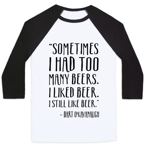 Beer quotes png. Funny baseball tees lookhuman