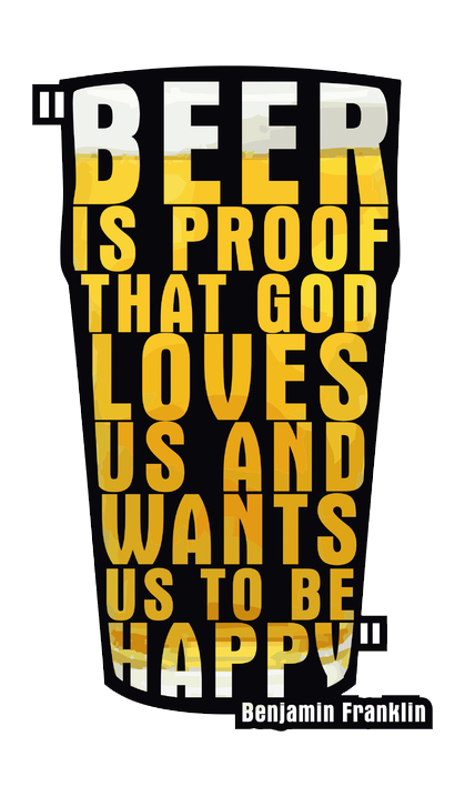 Beer quotes png. Brad knows brew posted