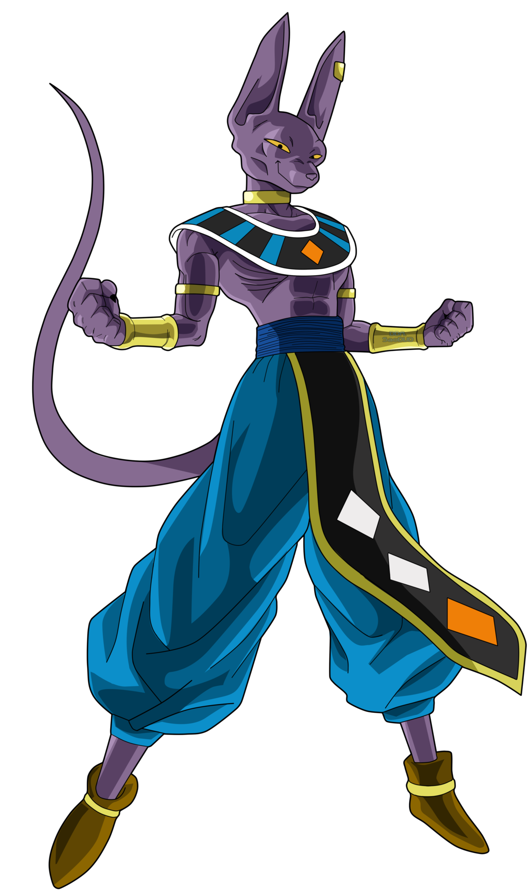 beerus transparent