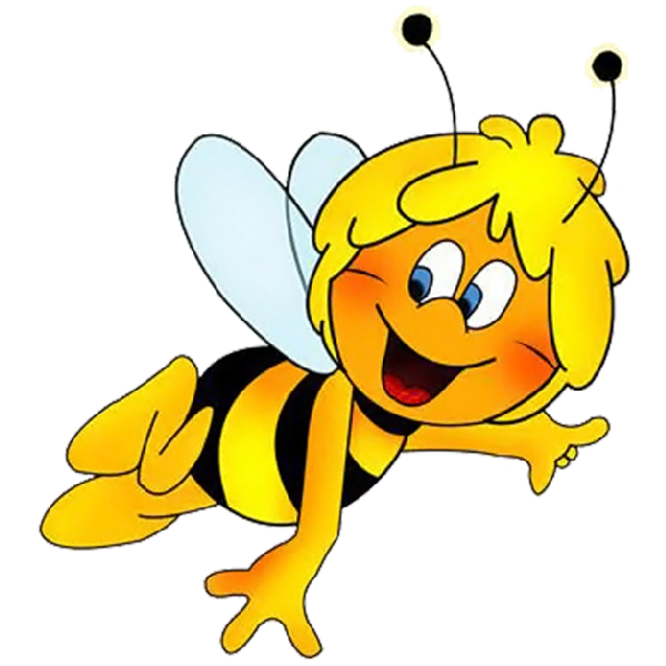 bee clip freeuse. Wasp vector angry cartoon banner royalty free stock