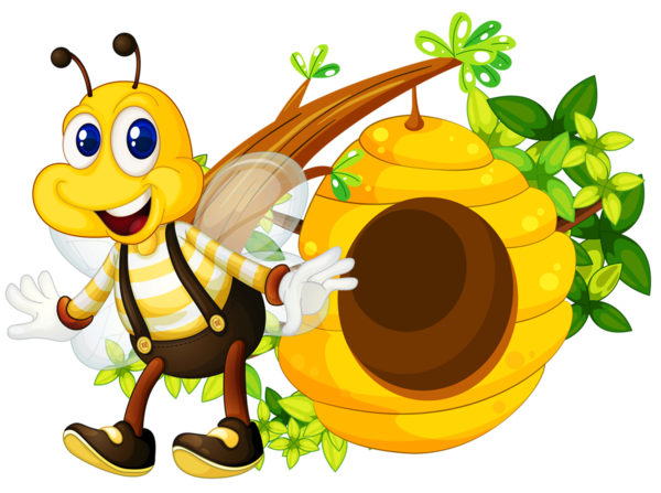 Bees transparent background. Pin by on bee