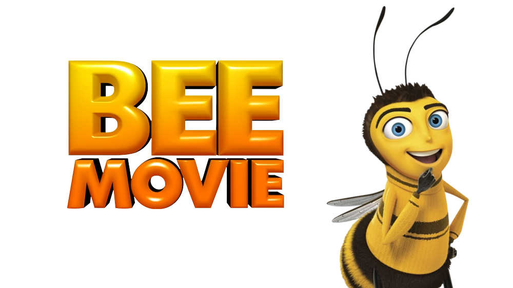 Bees transparent clear background. Bee movie fanart tv