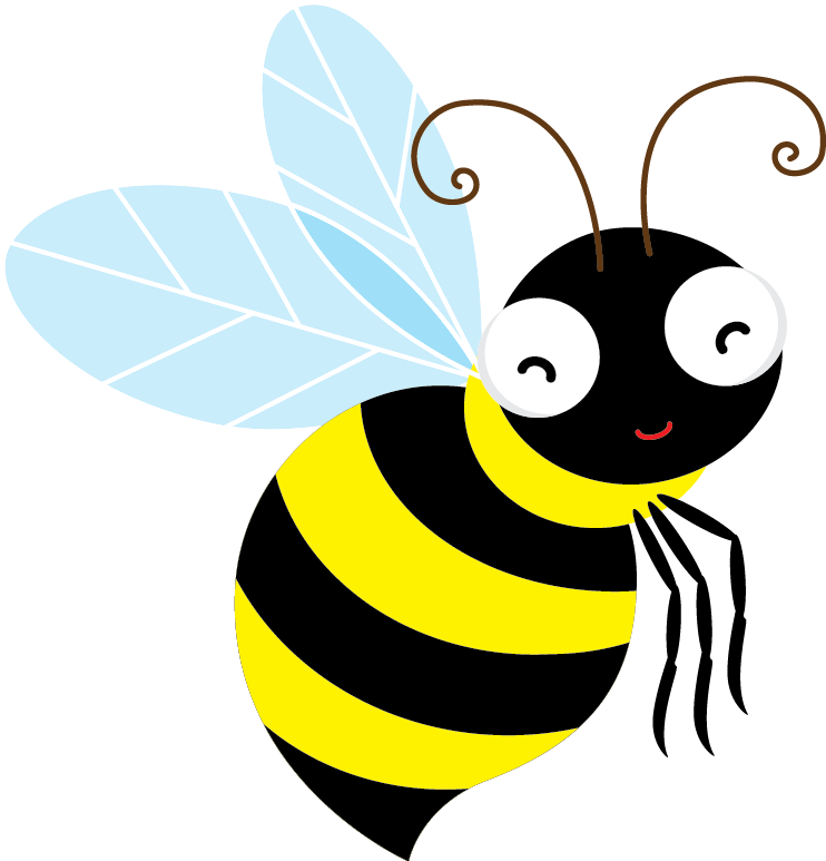 Spelling tests how well. Bees transparent kid banner royalty free stock