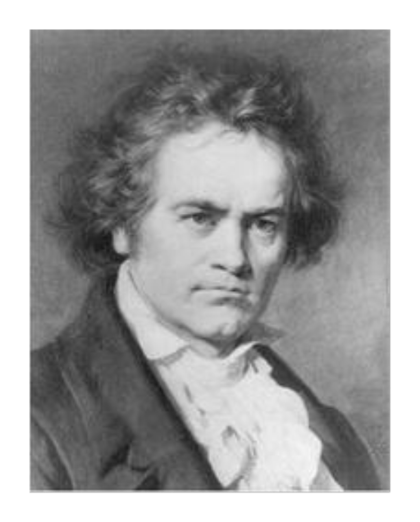 Beethoven drawing real. Smart exchange usa pictures