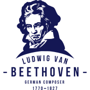 Ludwig van classical music. Beethoven drawing abstract clipart freeuse