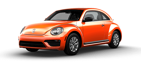 Beetle transparent color changing. What colors are available