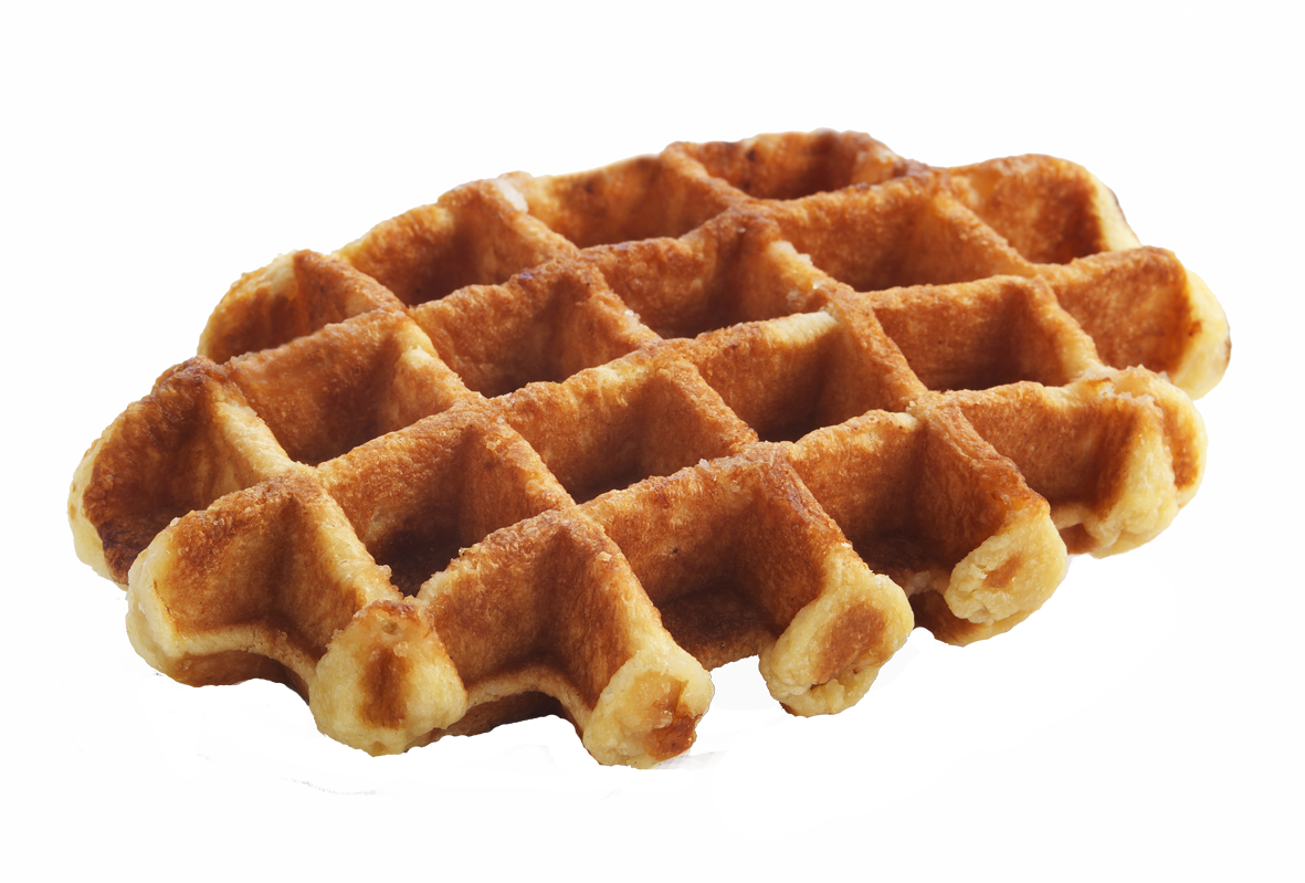 Waffles transparent brown sugar. Belgian png images pluspng