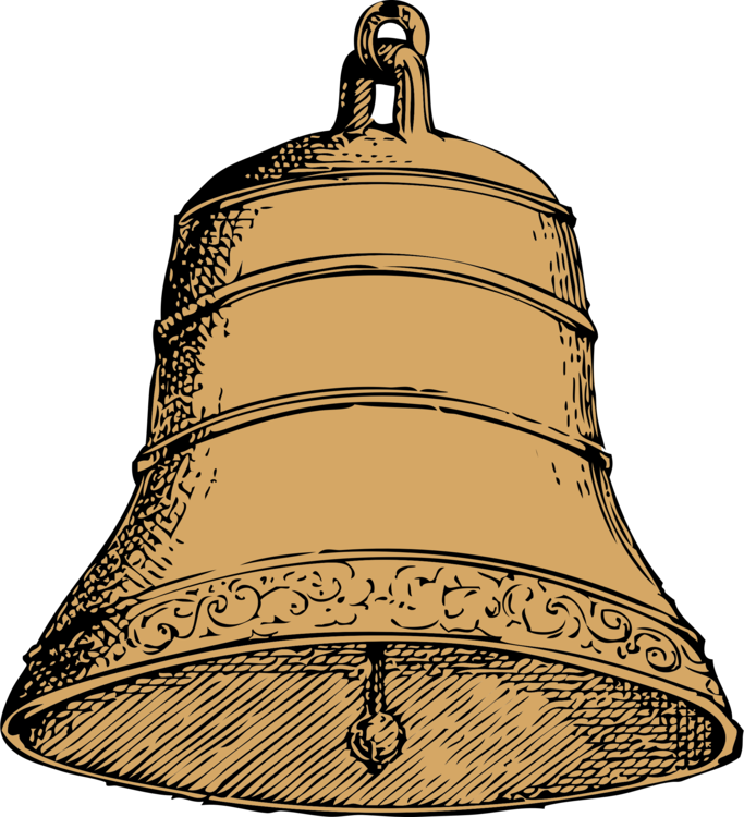 Bell clipart bell ringer. Church tower download free