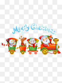 Bell clipart train. Christmas png vectors psd