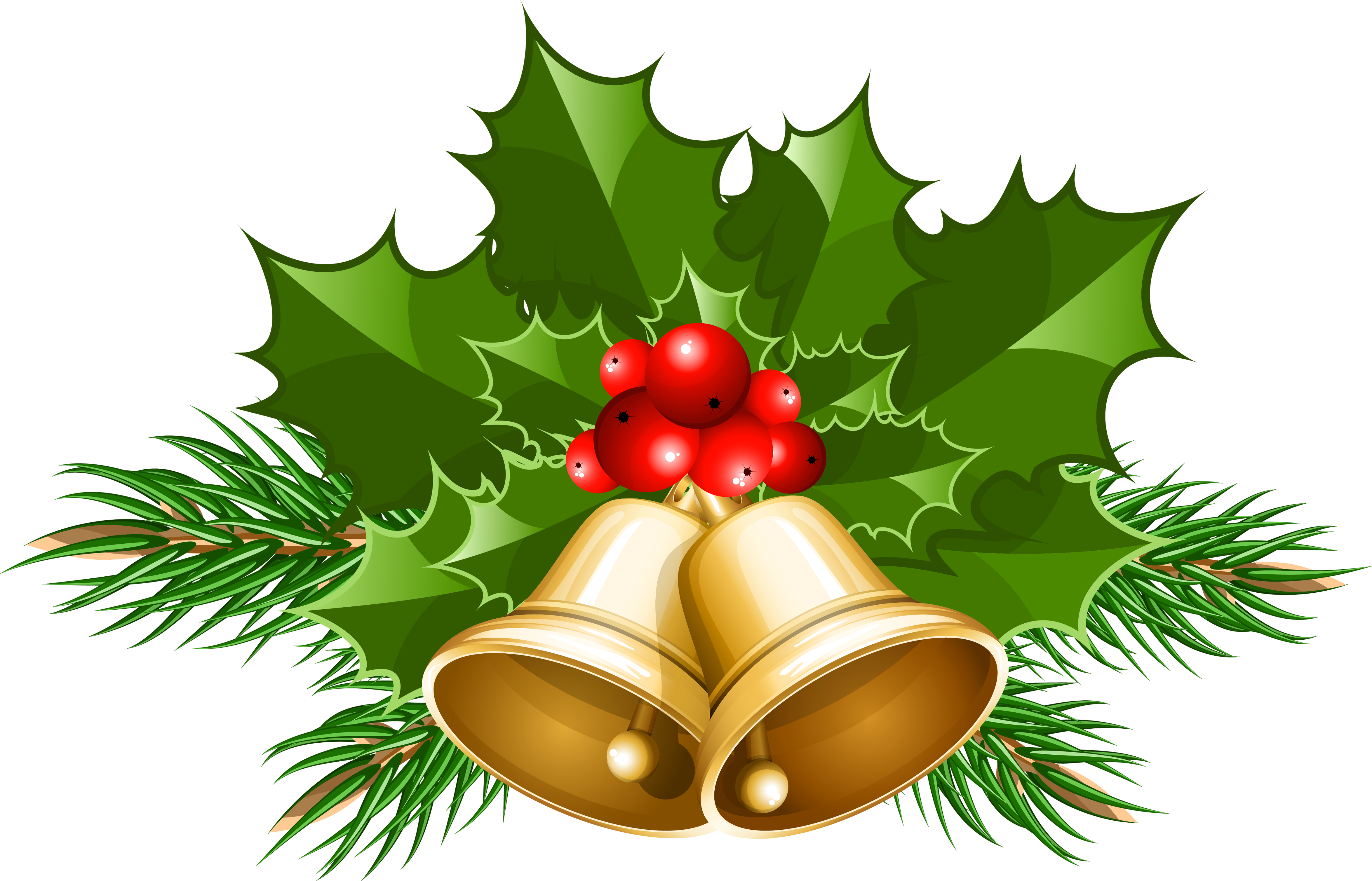 Bell png transparent images. Christmas clipart png transparent library