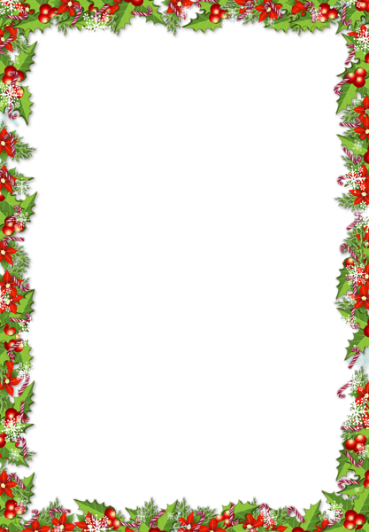 christmas photo frames png