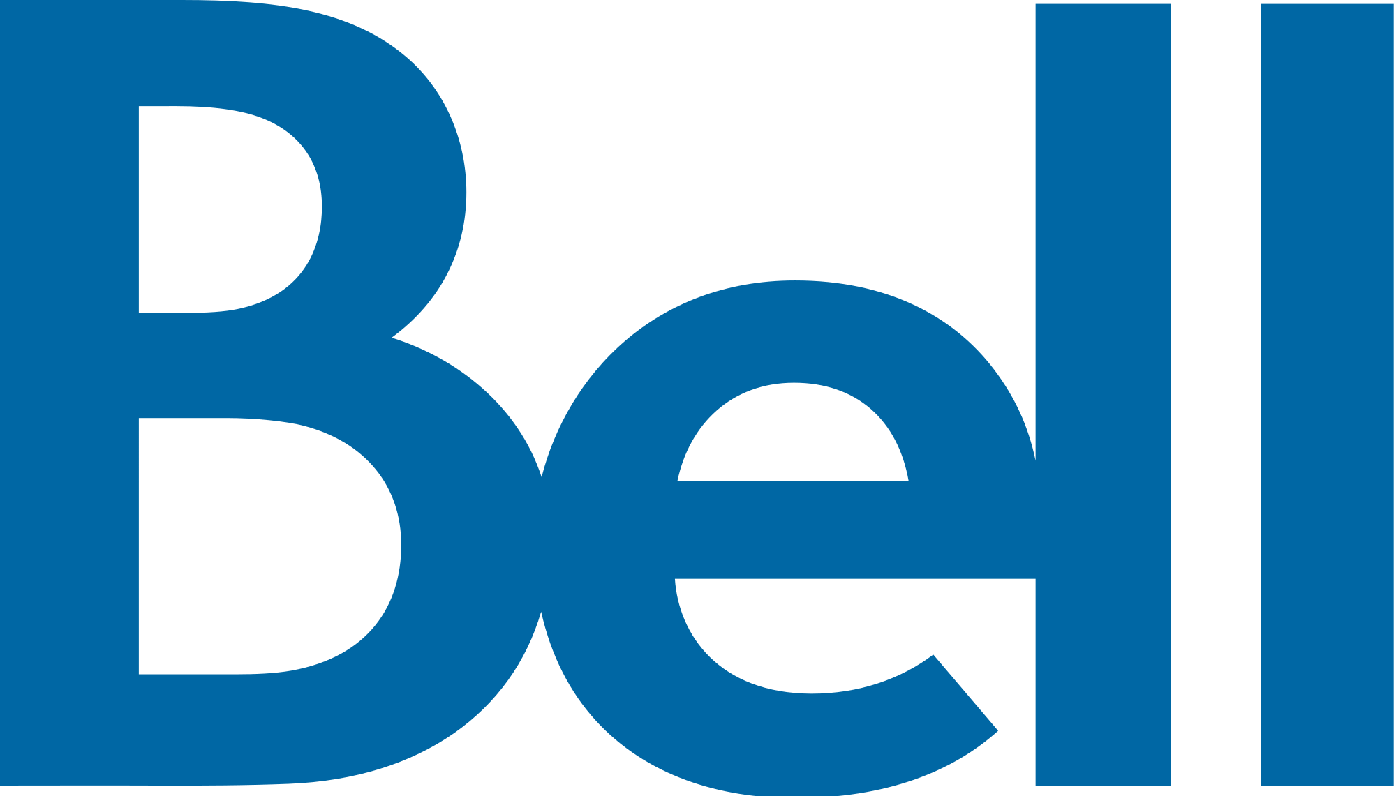 Bell svg logo. File wikimedia commons open