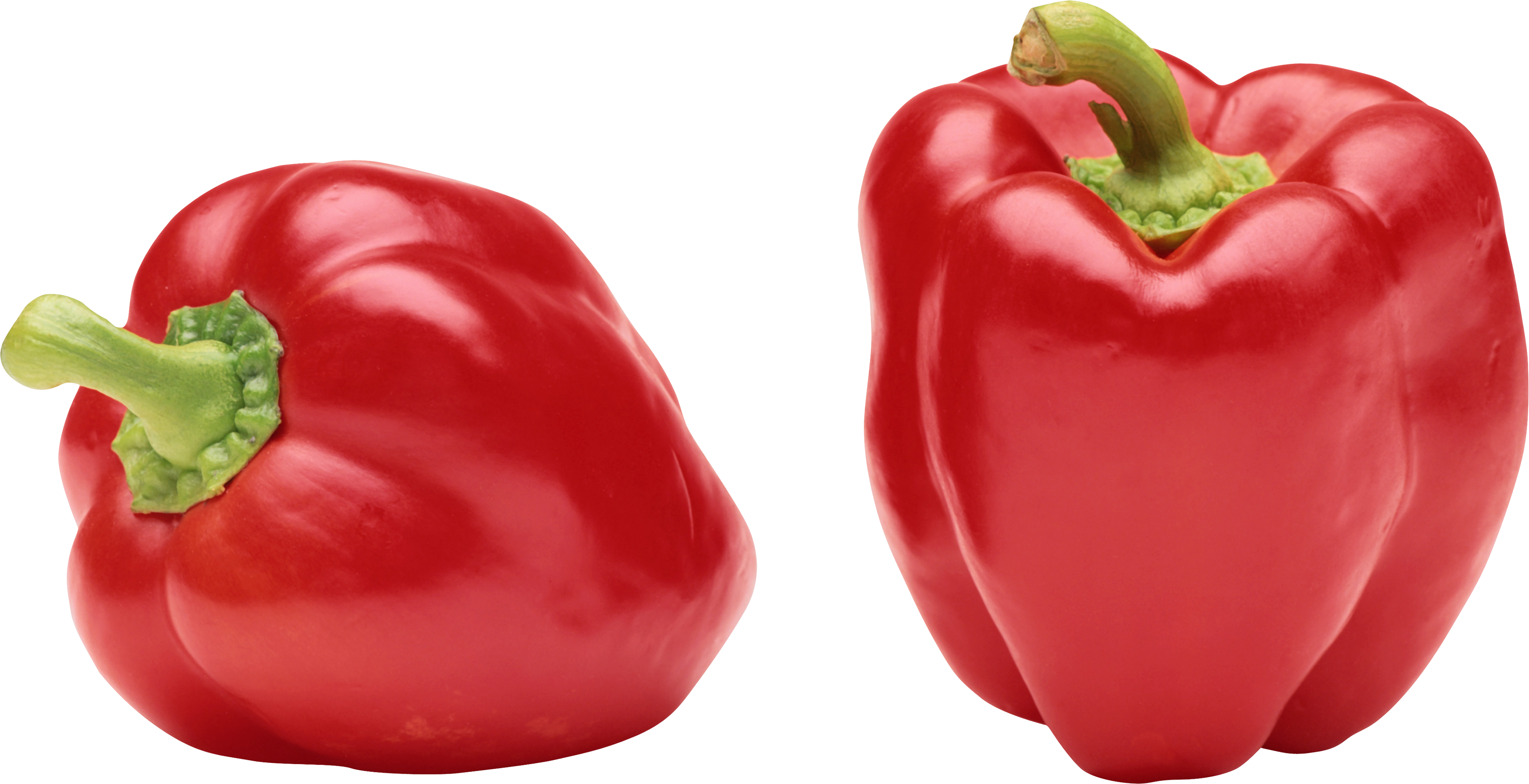 red bell pepper png
