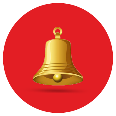 The . Bell ring png royalty free
