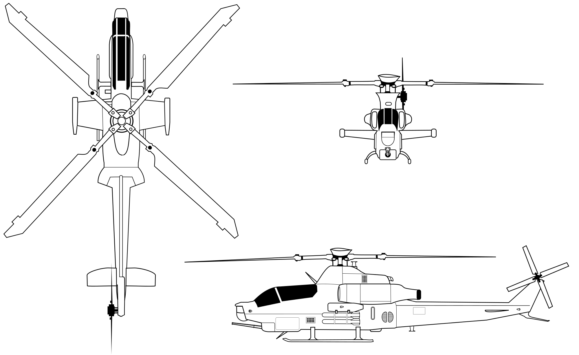 File ah z line. Drawing helicopters detailed clip art royalty free