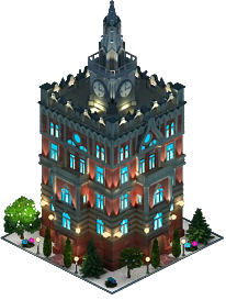 Bell tower at night png. Image belltower house megapolis