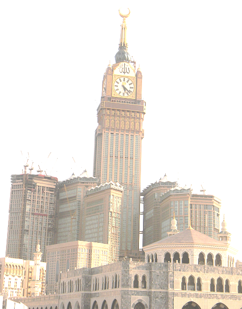Bell tower at night png. Thoughts on mecca september