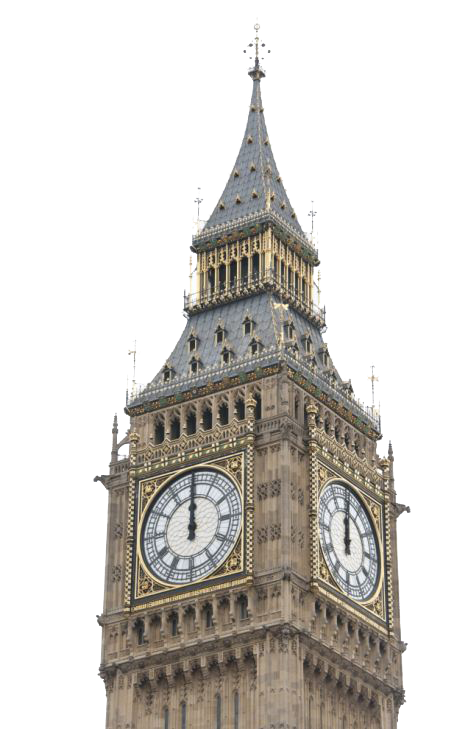 Bell tower png. London clock transparent images