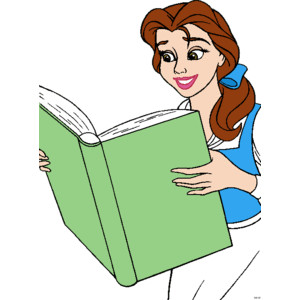 Belle clipart beauty and the beast belle. Free at getdrawings com