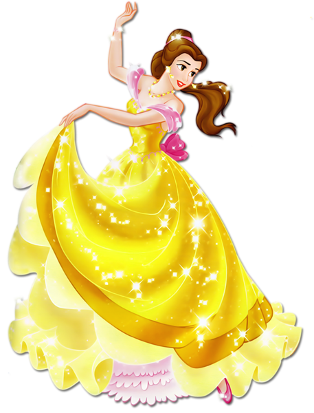 Belle clipart belle princess. Beautifully png picture disney