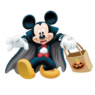 Mickey mouse halloween png. Clip art clipart anything