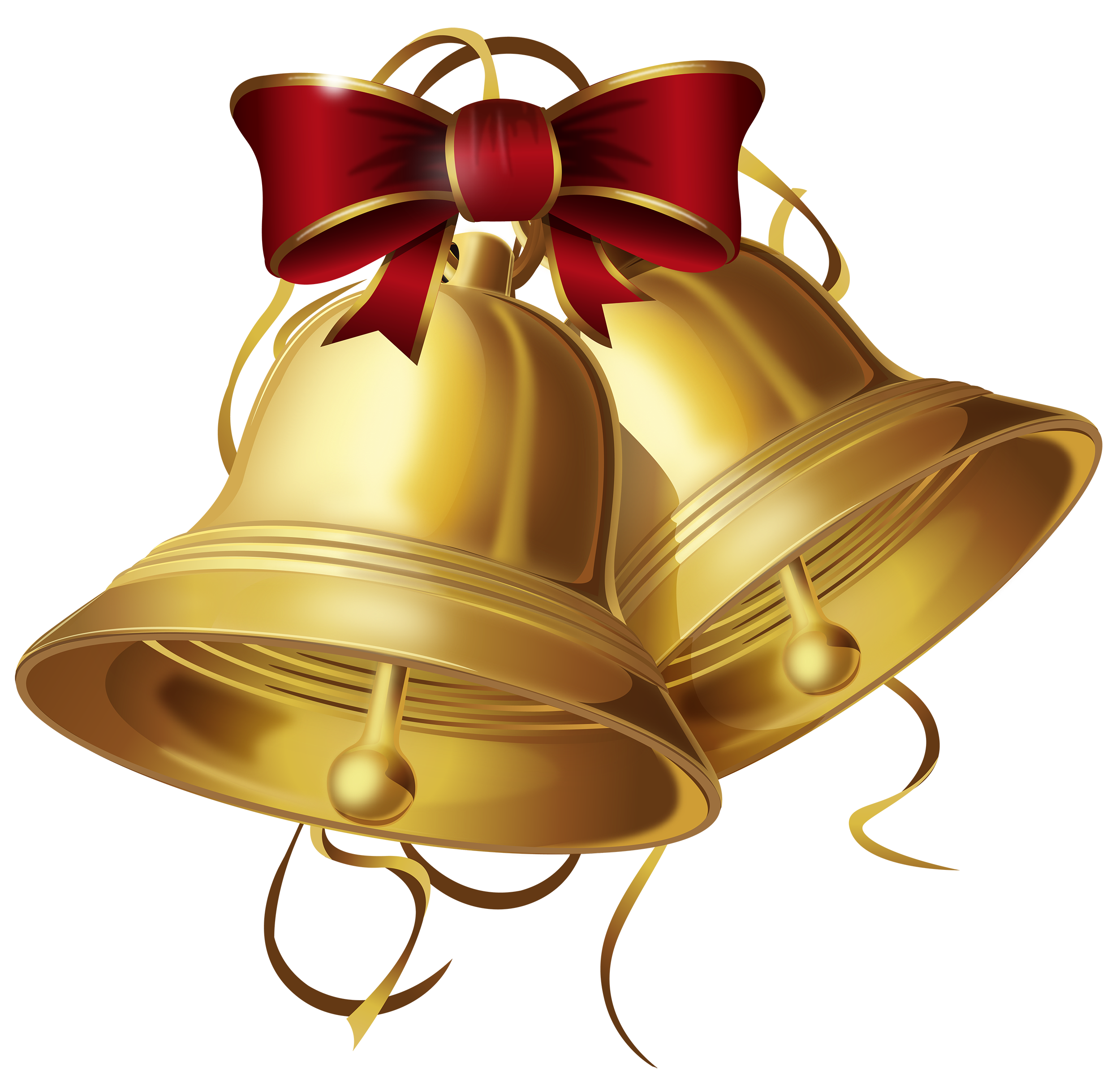 Bells clipart. Christmas png best web