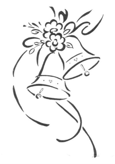 Bells clipart wedding day. Related keywords suggestions long