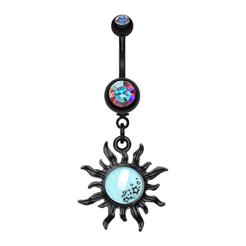 Belly ring png