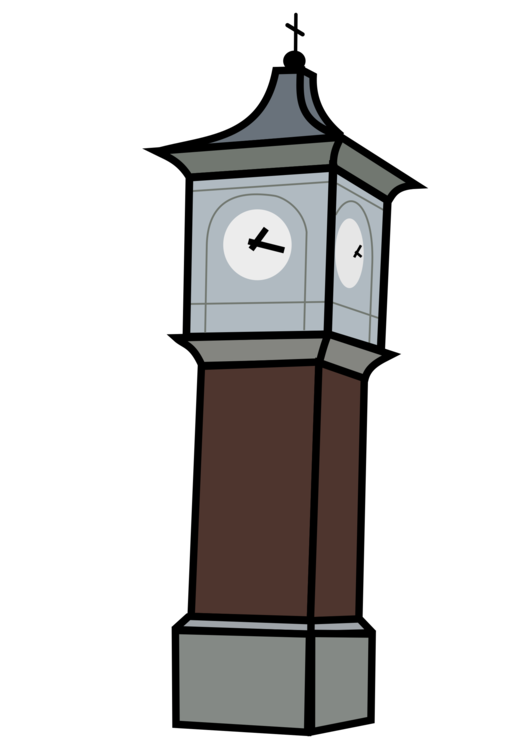 Clock clipart square. Tower lighting free commercial