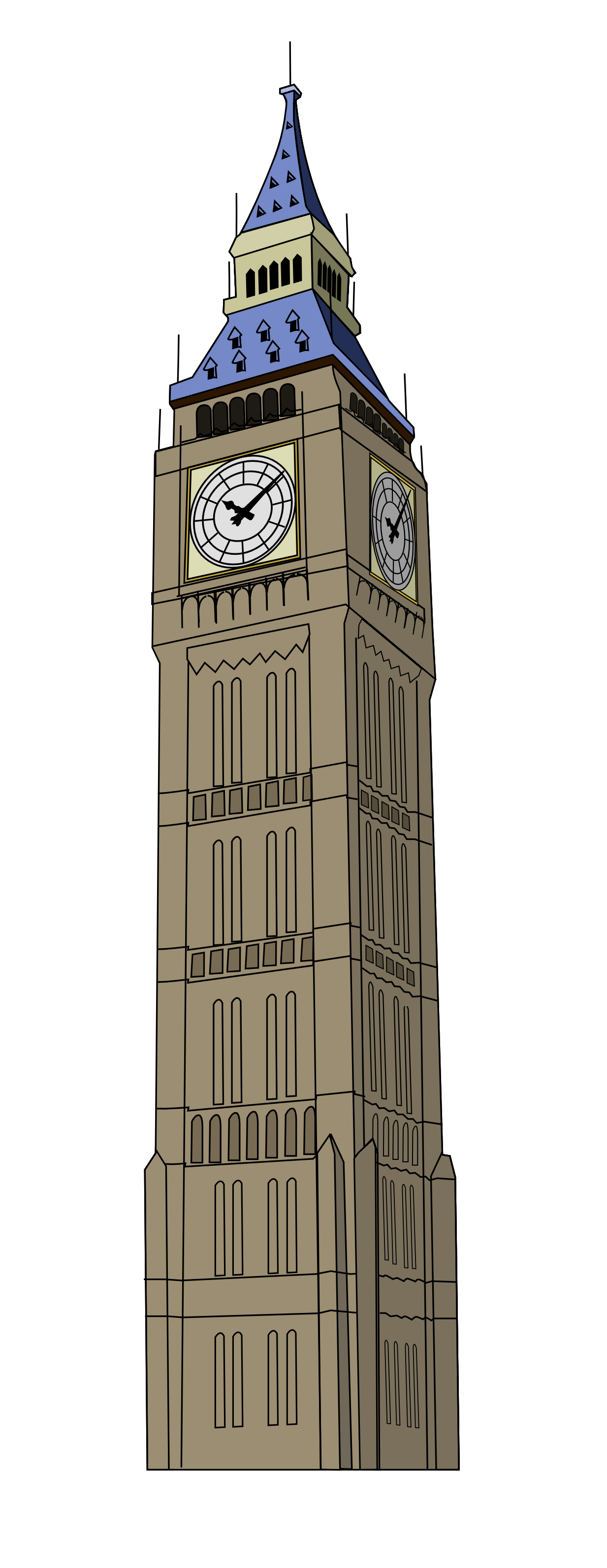 bell tower png