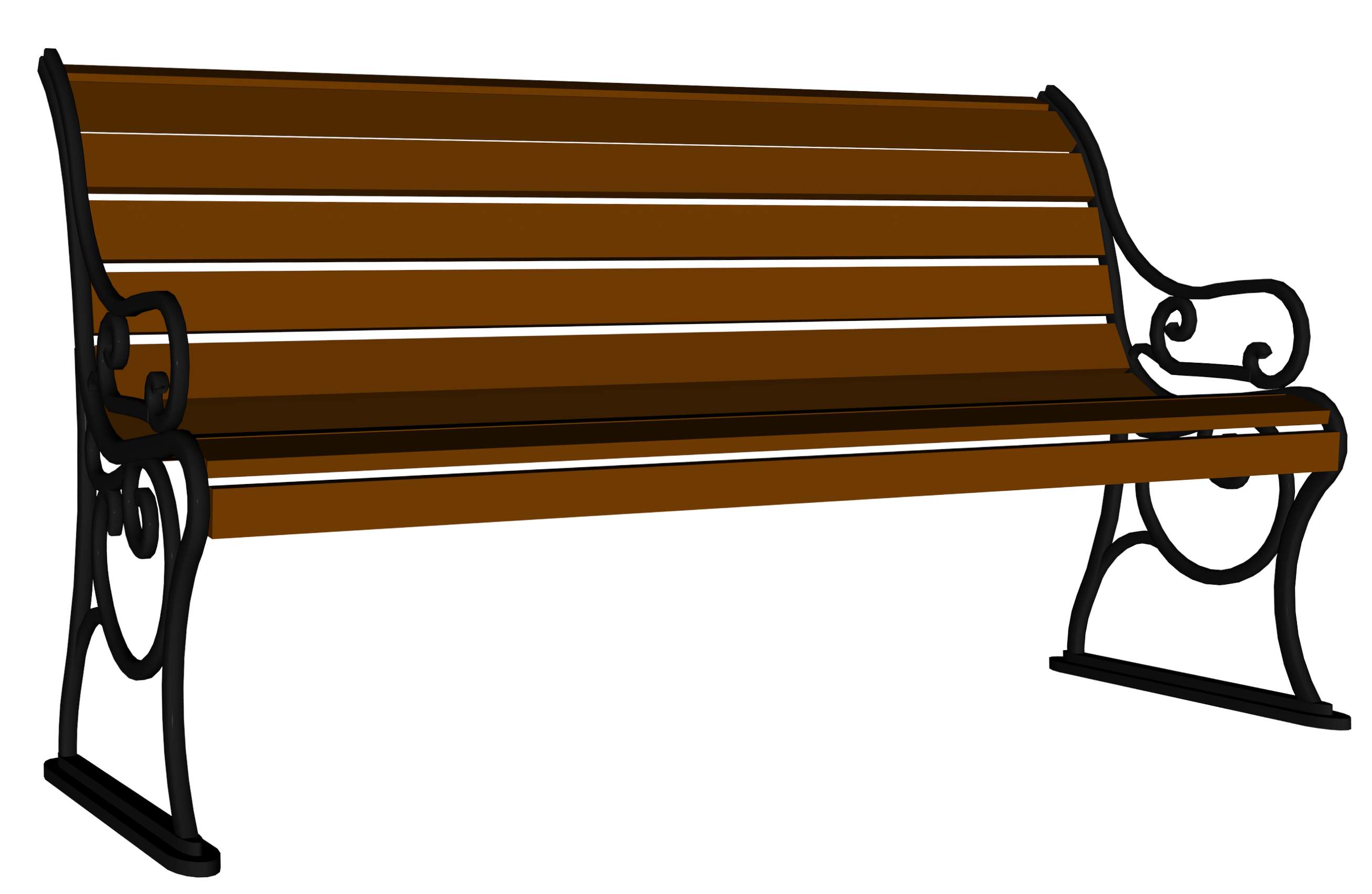 Wooden image gallery yopriceville. Outdoor bench png jpg transparent library