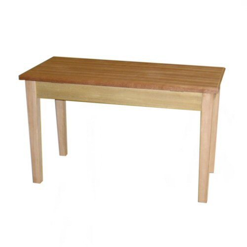 Bench clipart wooden bench. Duet piano wood top