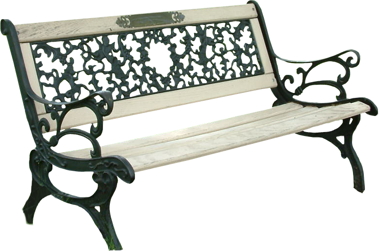 Outdoor bench png. Park by thy darkest