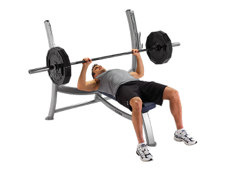Bench press png. Cybex commercial weight by