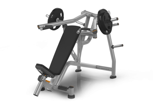 Bench press png. Incline exercise machine at