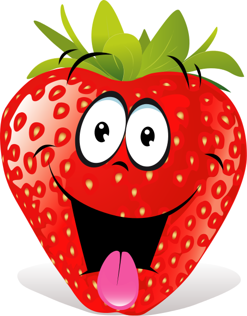 Character clipart strawberry. Free strawberries cliparts download