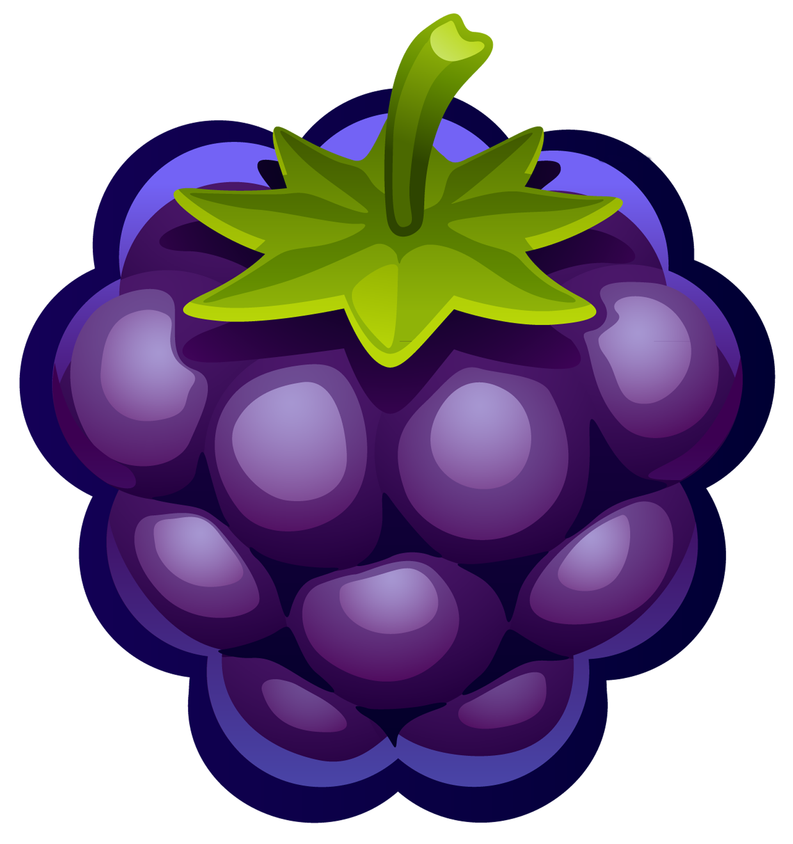 blueberry clipart blueberry bush