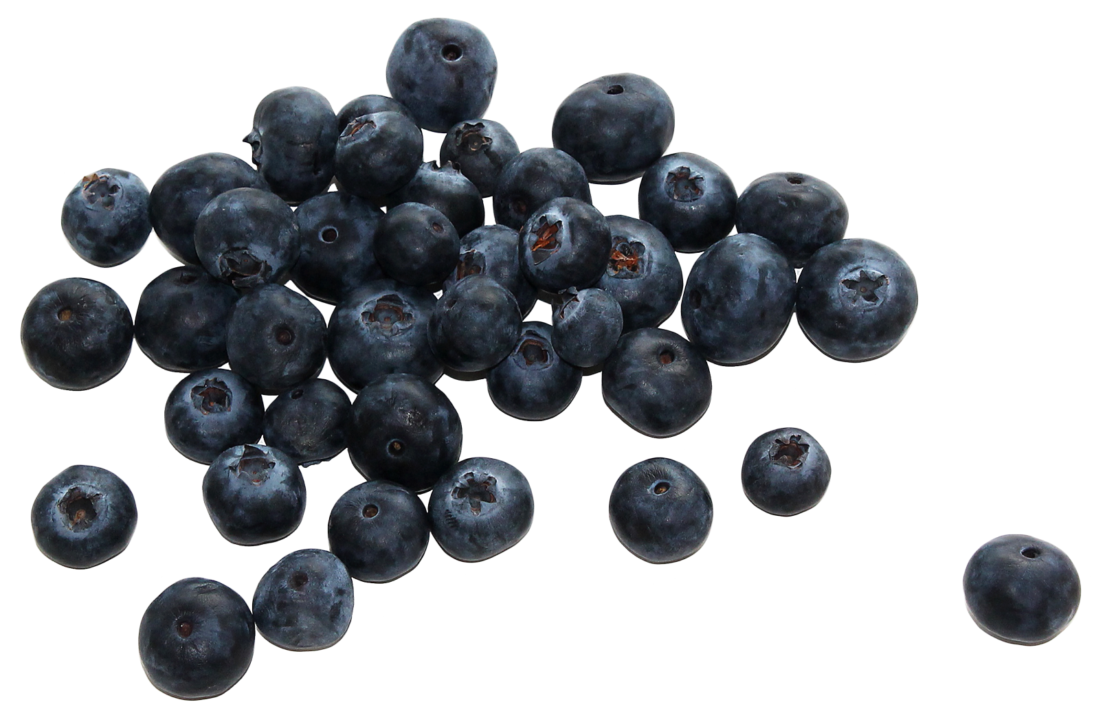Asymmetric blueberry