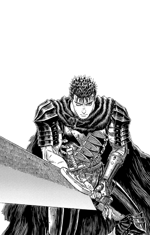 berserk drawing fan