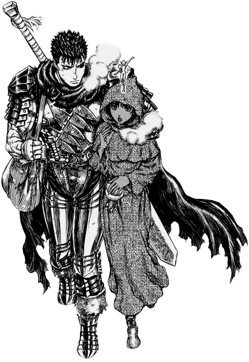 Of the. Berserk drawing band hawk banner black and white