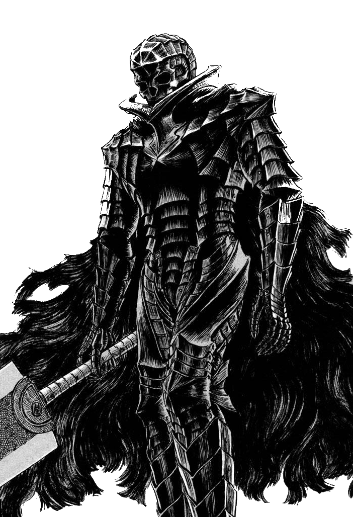 Berserk drawing dark knight. Tg traditional games thread