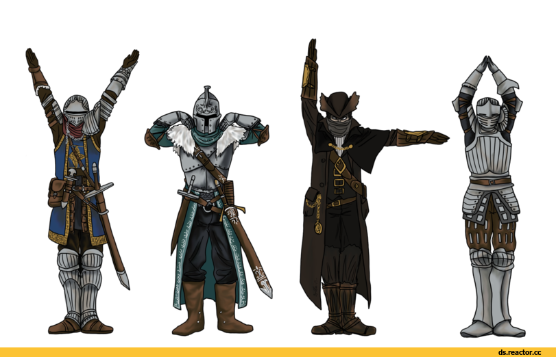 bloodborne transparent warhammer